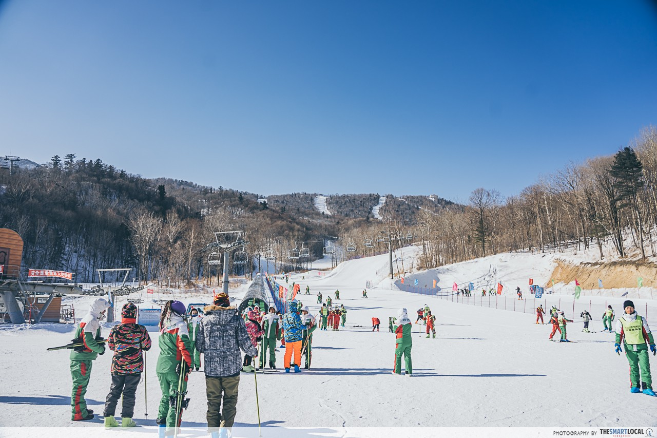 Harbin - Yabuli Ski Resort