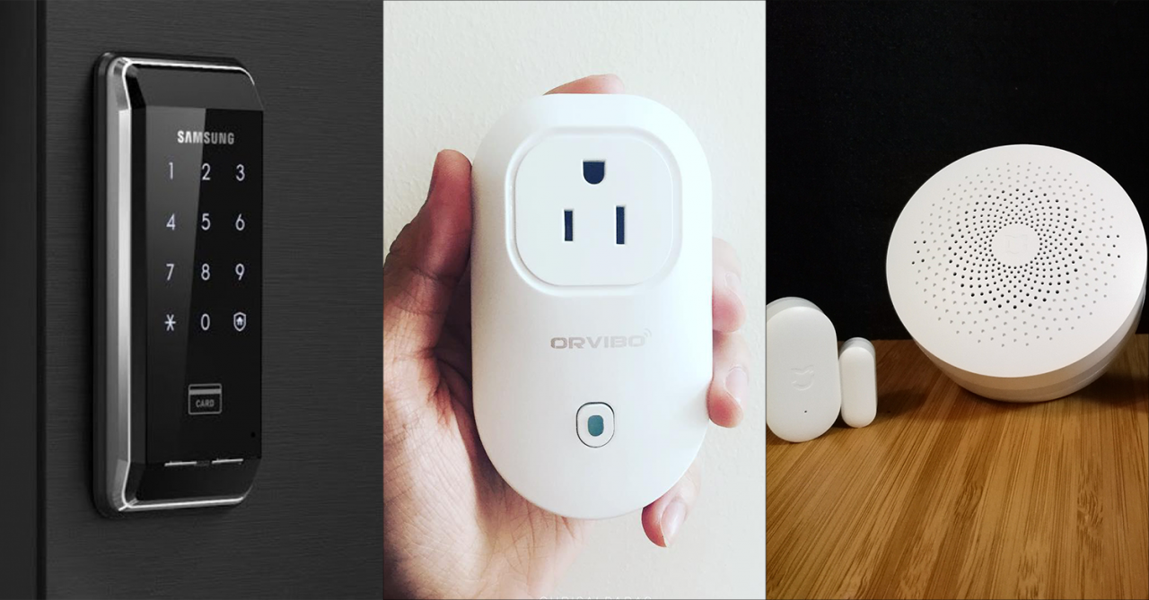 8 High Tech Home Gadgets Thatll Upgrade Your Hdb Flat To A Smart Australian Dual 3 Pin Socketoutlet Construction Cover Image