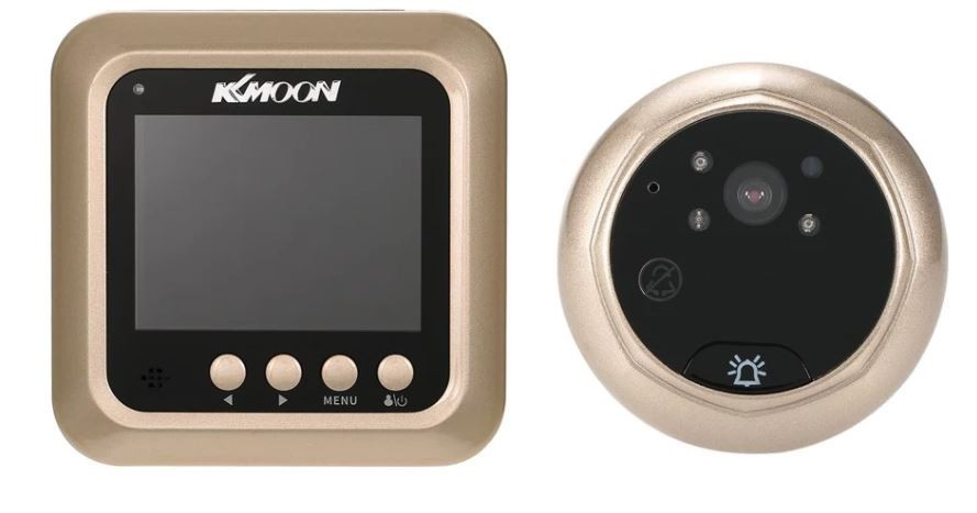 High Tech Gadgets - KKMoon Digital Peephole Viewer