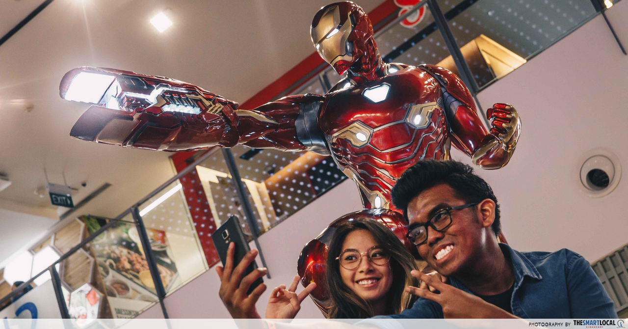 NEX Has Free Avengers Movie Screenings & Exclusive Plushies Marvel Fans Cannot Miss