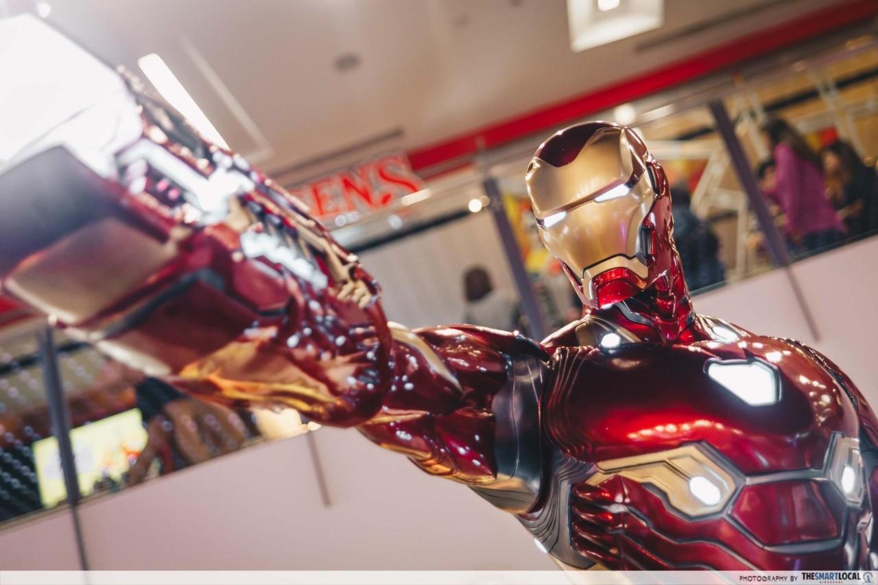 Nex Avengers - Iron Man