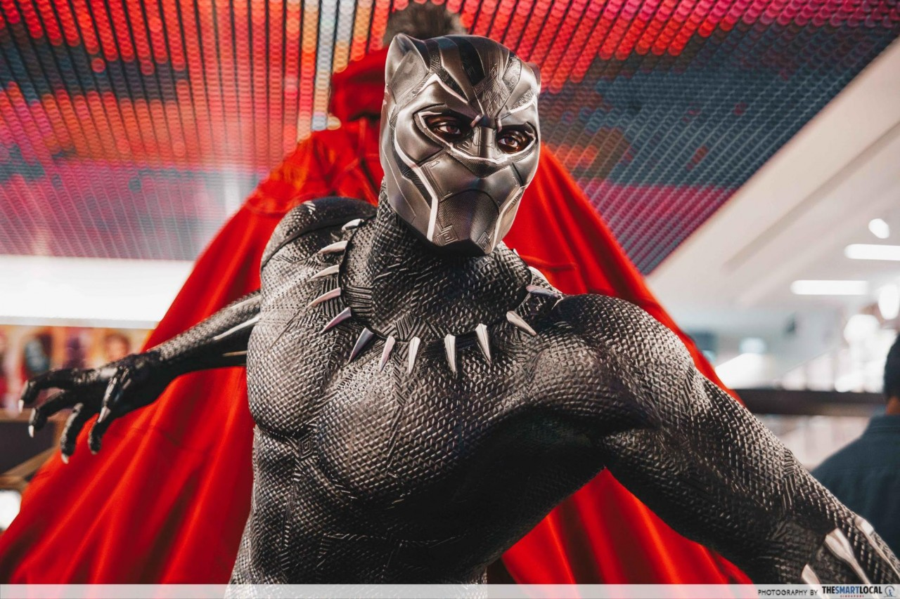 Nex Avengers - Black Panther