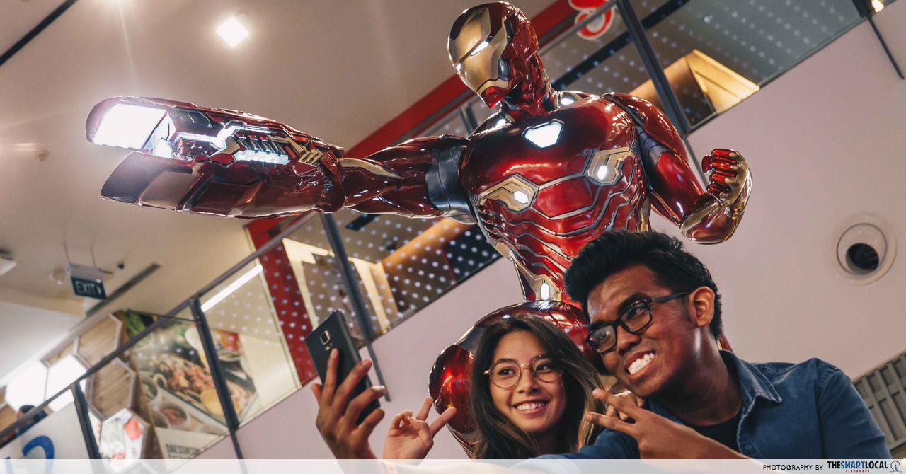 NEX Has Free Avengers Movie Screenings & Exclusive Plushies
