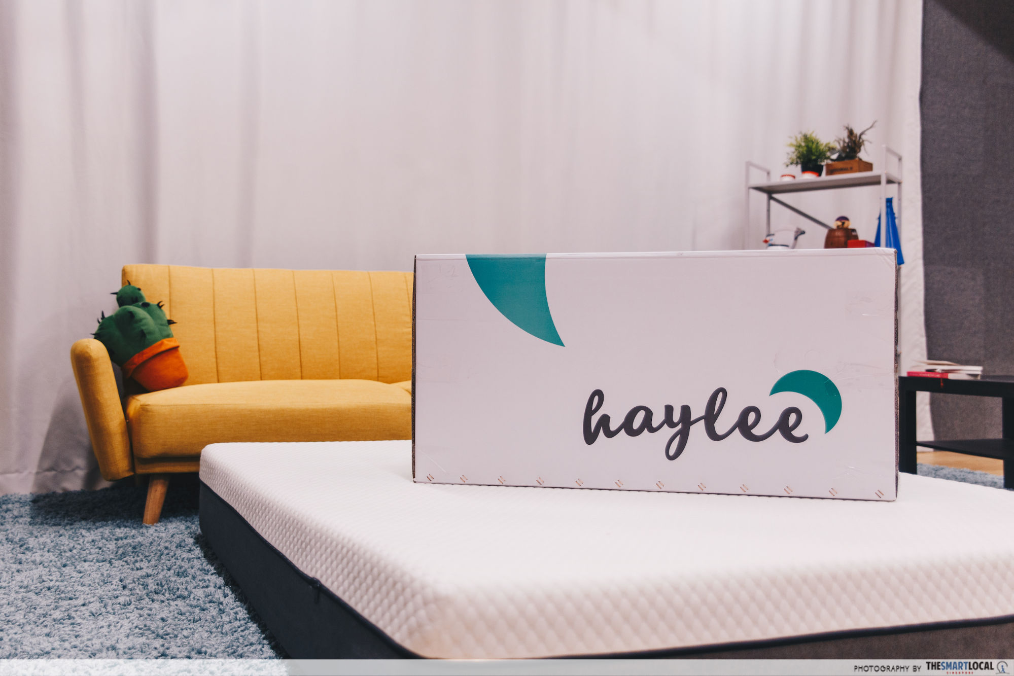 haylee mattress singapore delivery