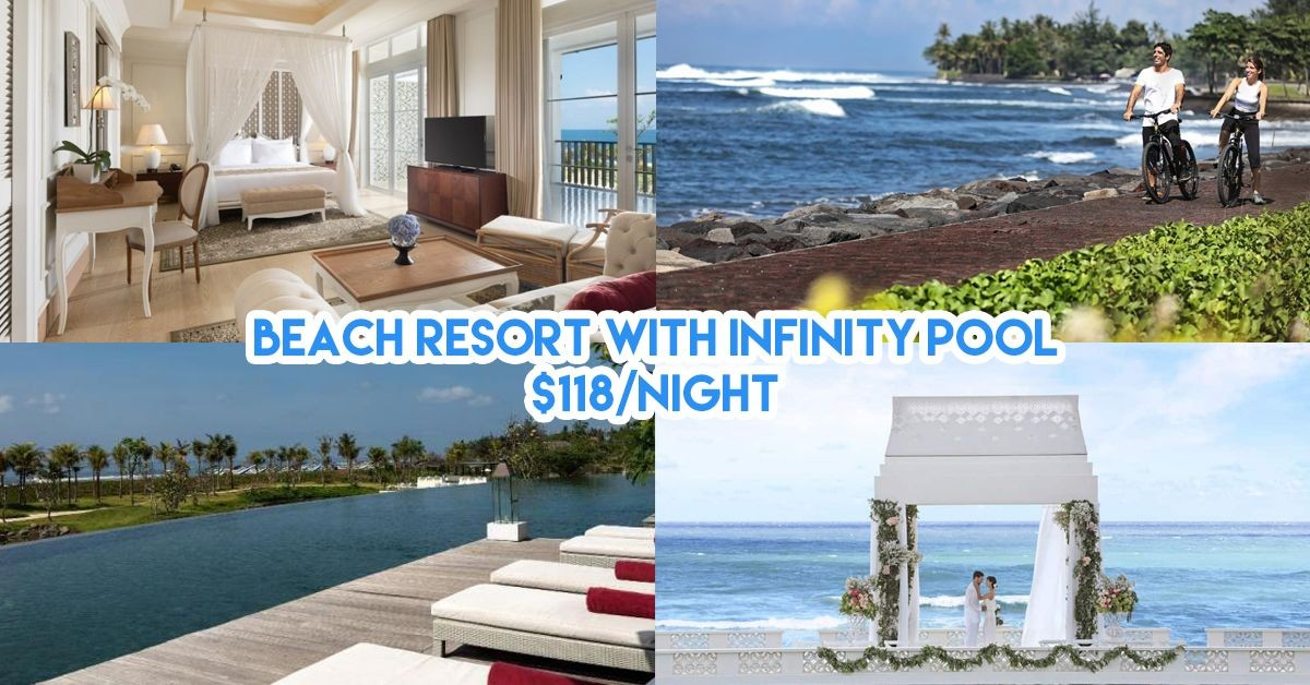 Affordable fancy hotels Asia