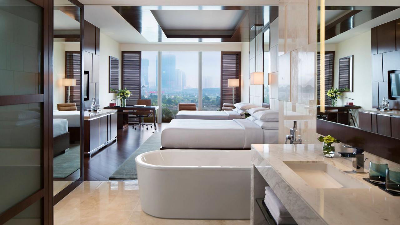 J.W Marriott Hotel Hanoi room