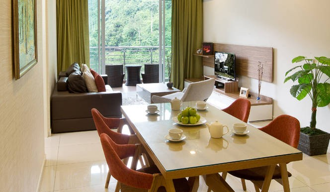 The Haven Resort Hotel, Ipoh forest retreat