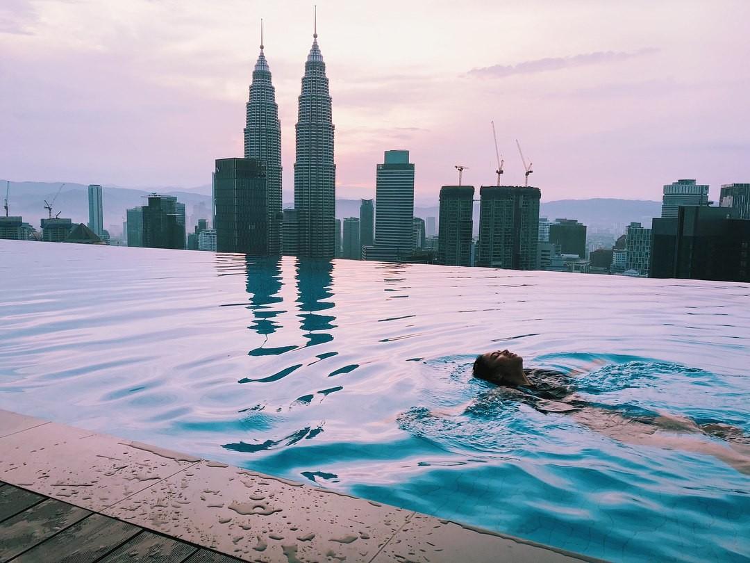 The Face platinum Suites, Kuala Lumpur malaysia KL
