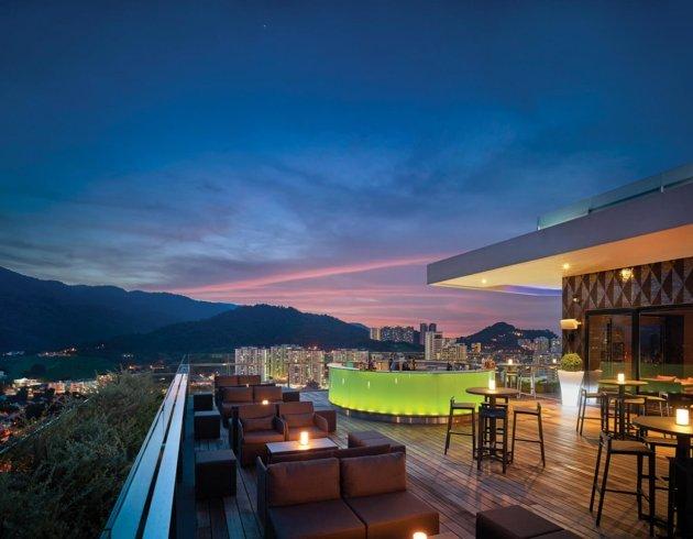 G Hotel Kelawai, Penang
