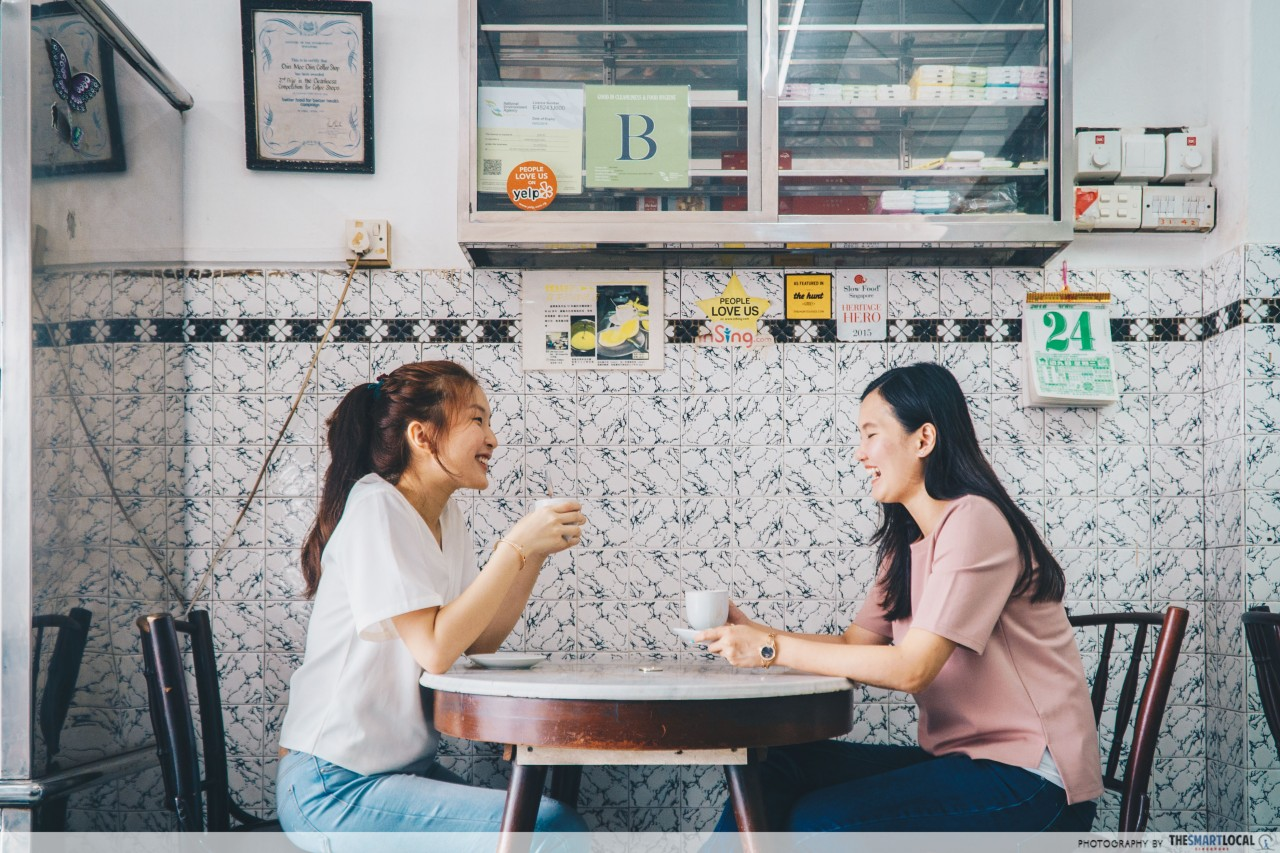 5 Old School Makan Places For Mother's Day That Will Surprise Her With A #ThrowBack