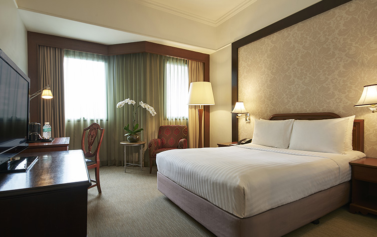 the elizabeth hotel singapore room