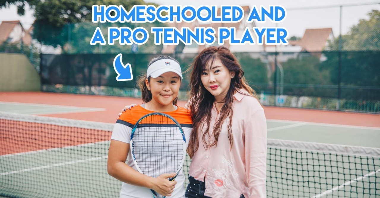 lynelle lim singapore national tennis player