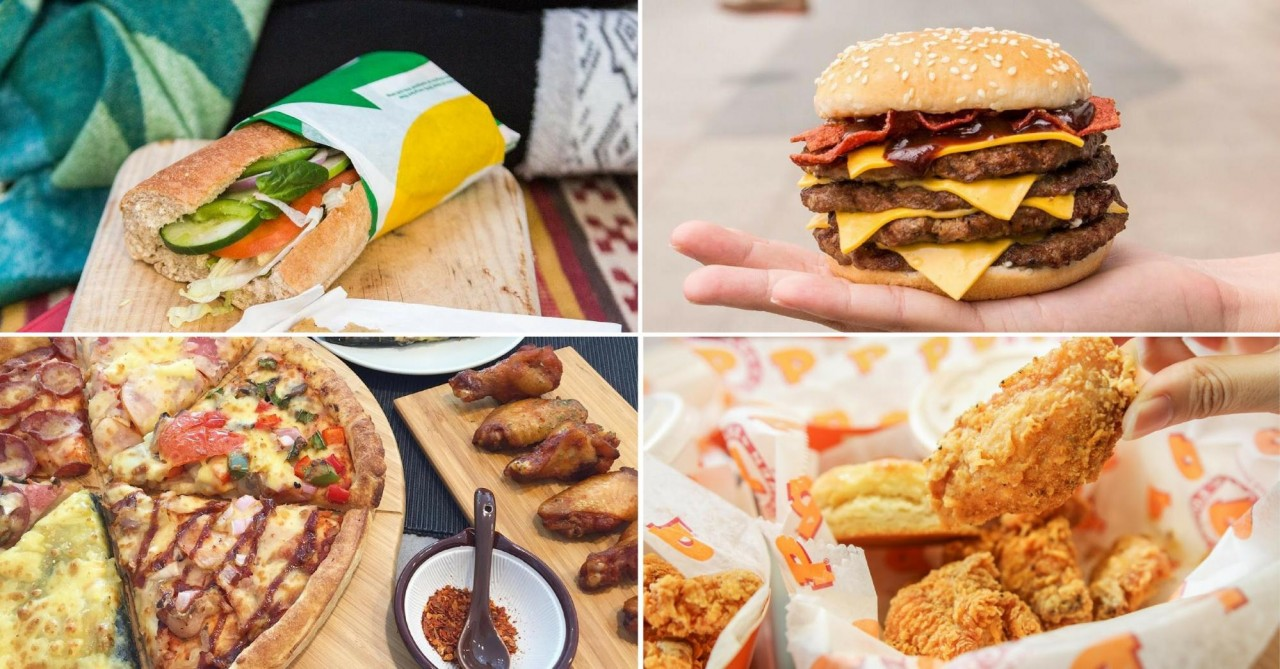 Get $5 Off Foodpanda Deliveries From 12 Fast Food Restaurants This May