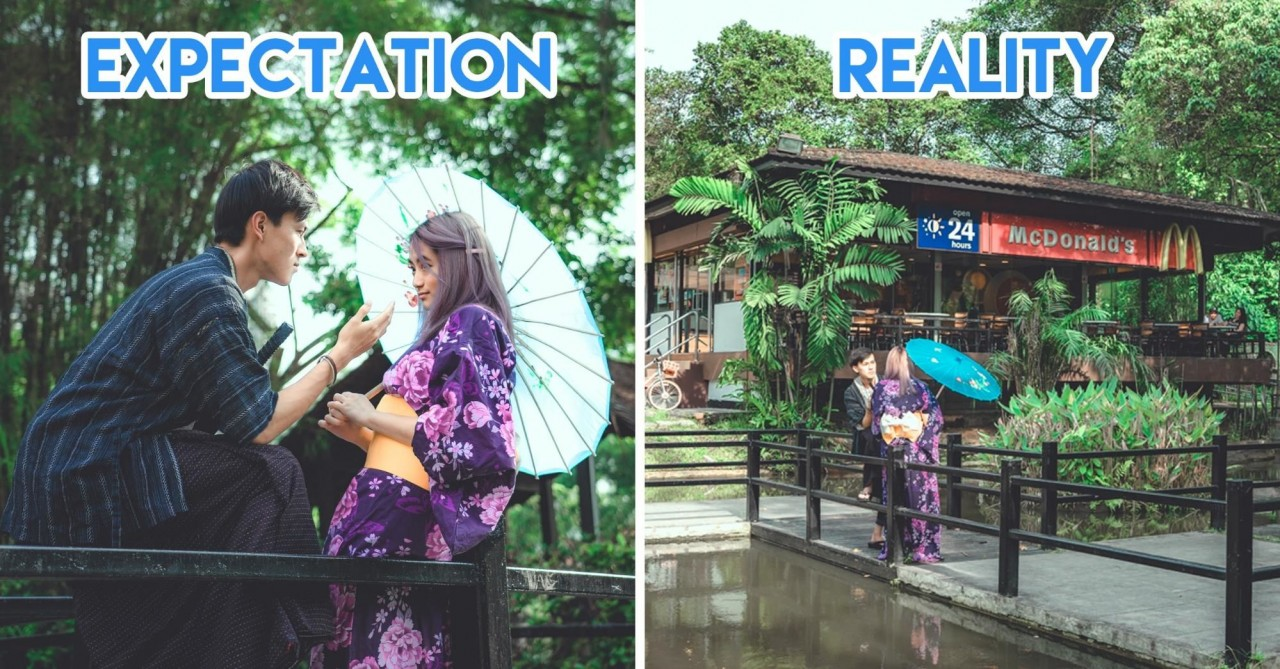 10 Photographs Taken In Singapore To Bluff Your Friends That You're In Japan