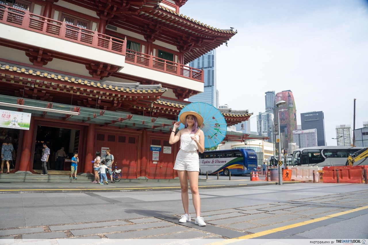 Buddha Tooth and Relic Temple