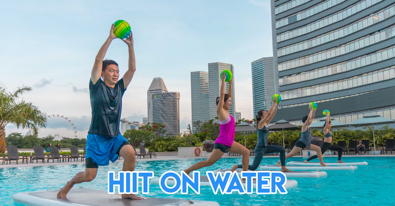 Activpass cover image - float hiit