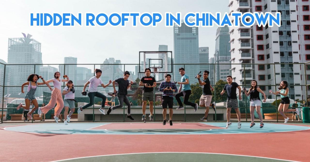 Chinatown & Tanjong Pagar Instawalk - 9 Landmarks In The Neighbourhood That Bridge The Old & New