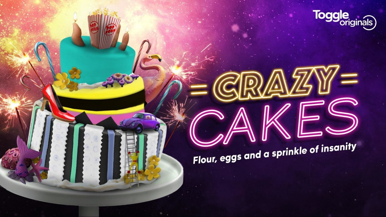 crazy cakes toggle