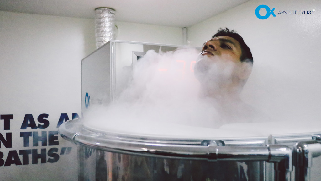 cryotherapy benefits in singapore