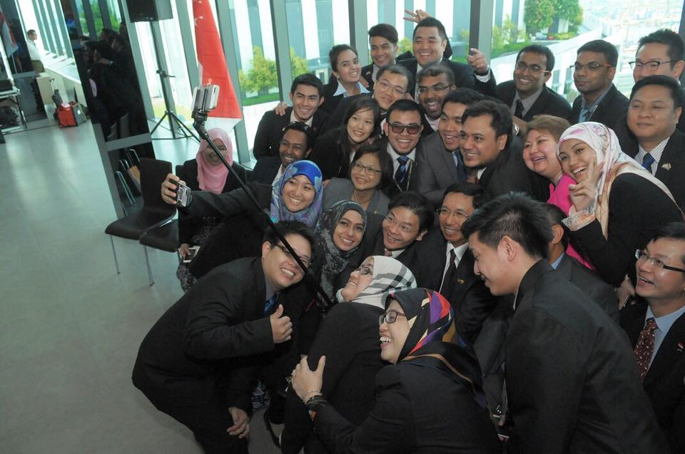 national youth council overseas programmes ASEAN