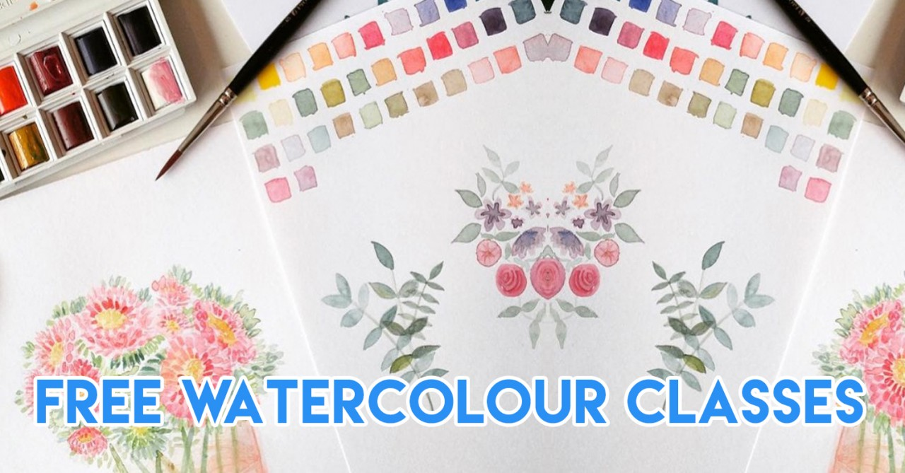 Water colour workshops