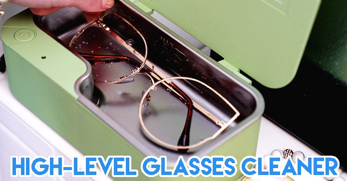 Smartclean Is An Award-Winning Portable Invention That Cleans Spectacles With Vibrations