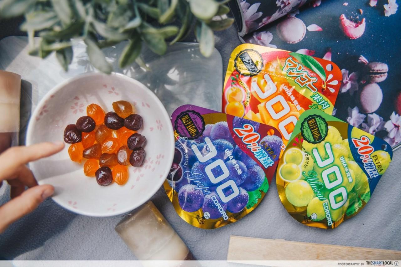 Japanese Snacks -  Cocoro Gummy