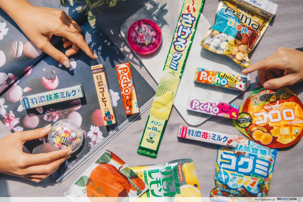 Japanese Candy - UHA