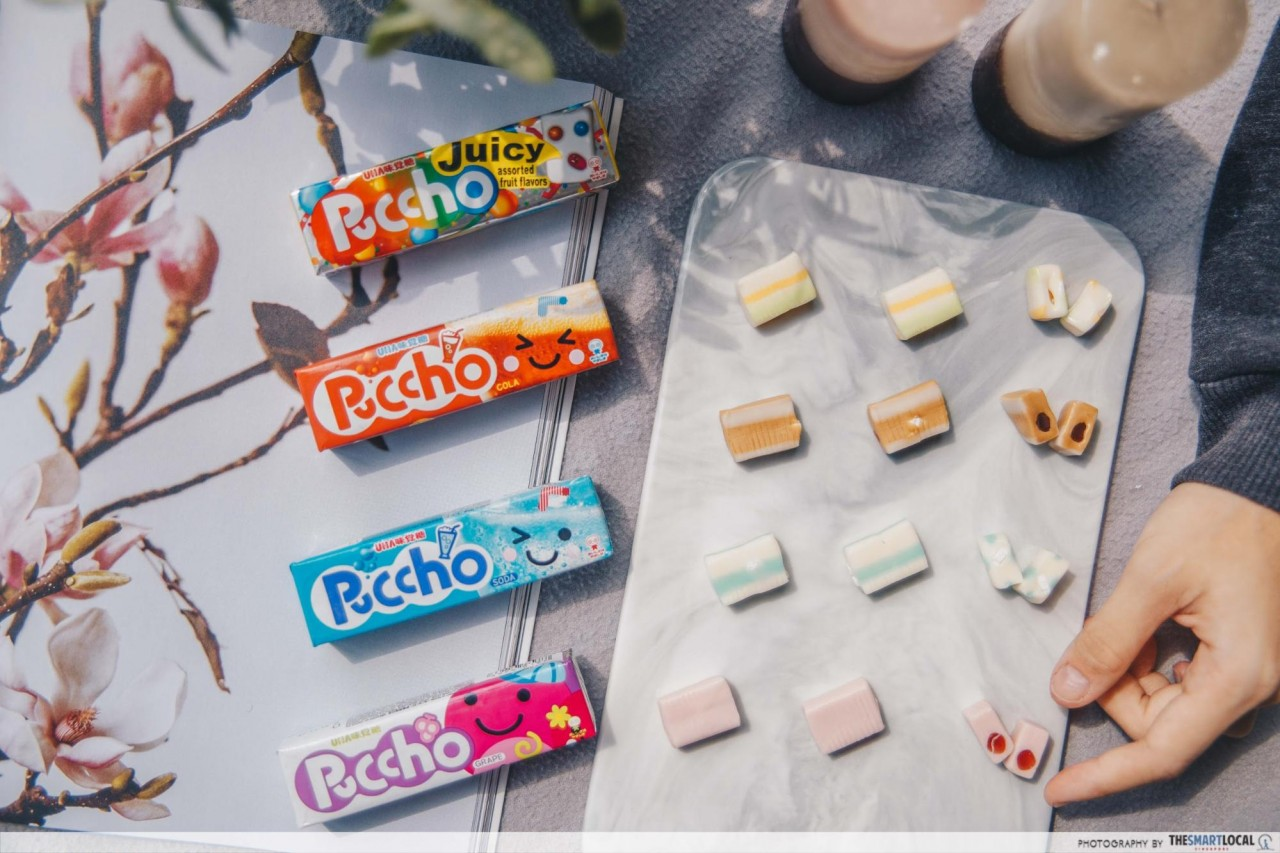 Japanese Snacks - Puccho