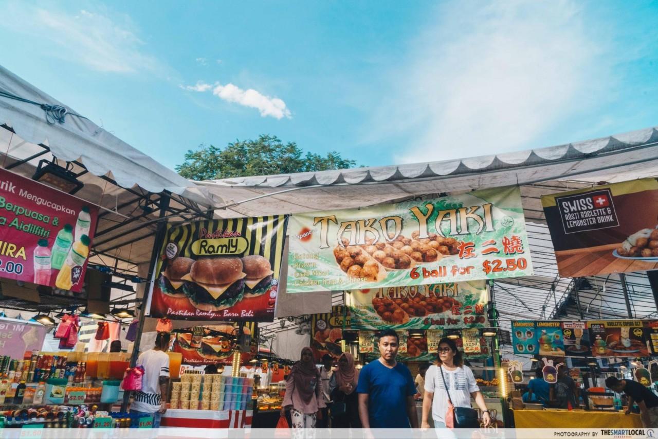 Geylang Ramadhan Bazaar 2018 - Ramadhan Facade