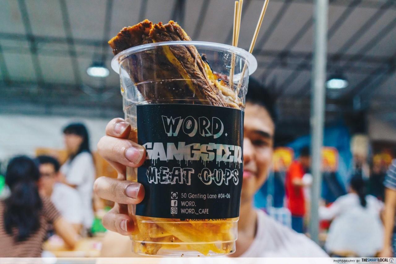 Geylang Ramadhan Bazaar 2018 - WORD