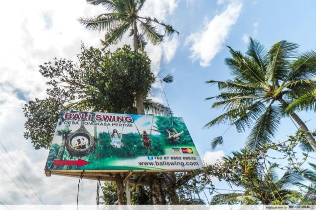 Bali Swing - Mega Playground In Ubud With Giant Swings That
