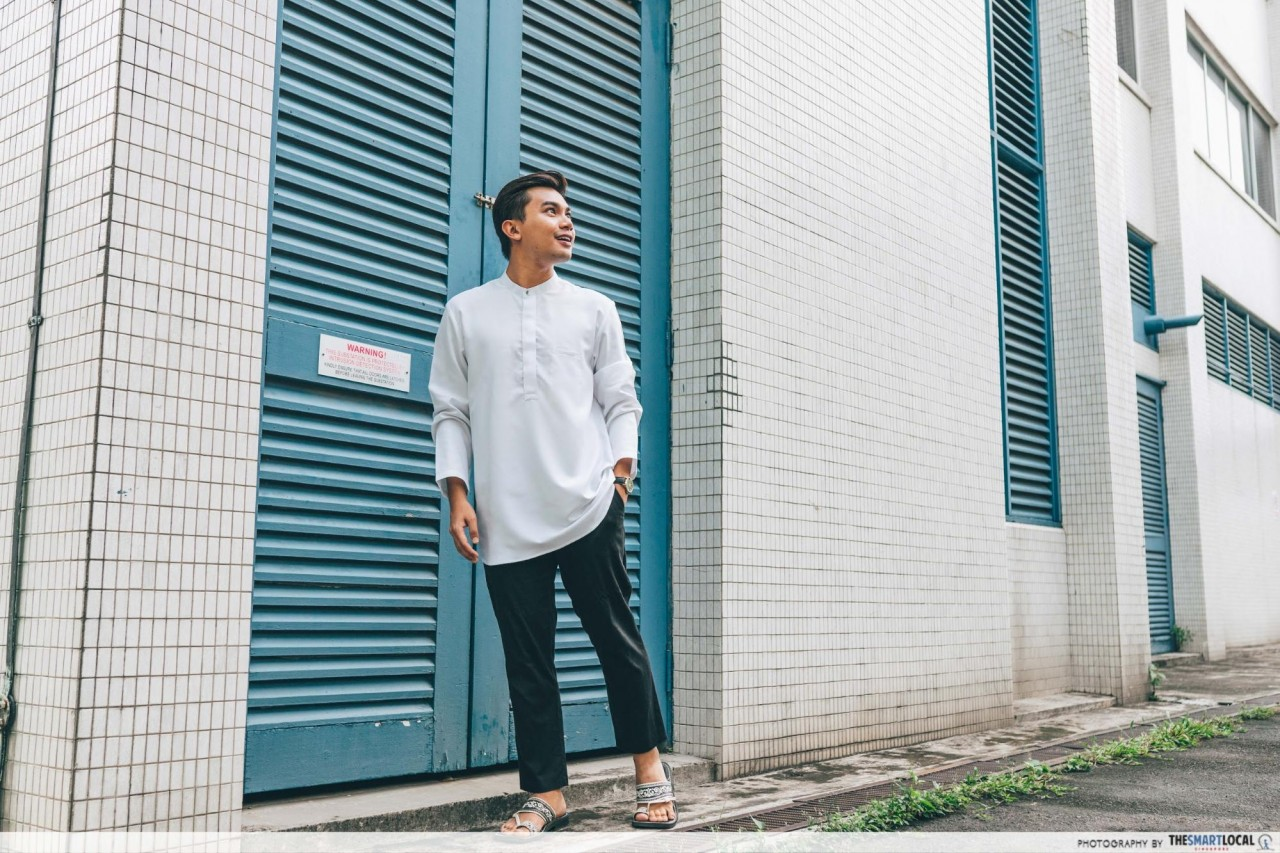 FashionValet - smart casual white top