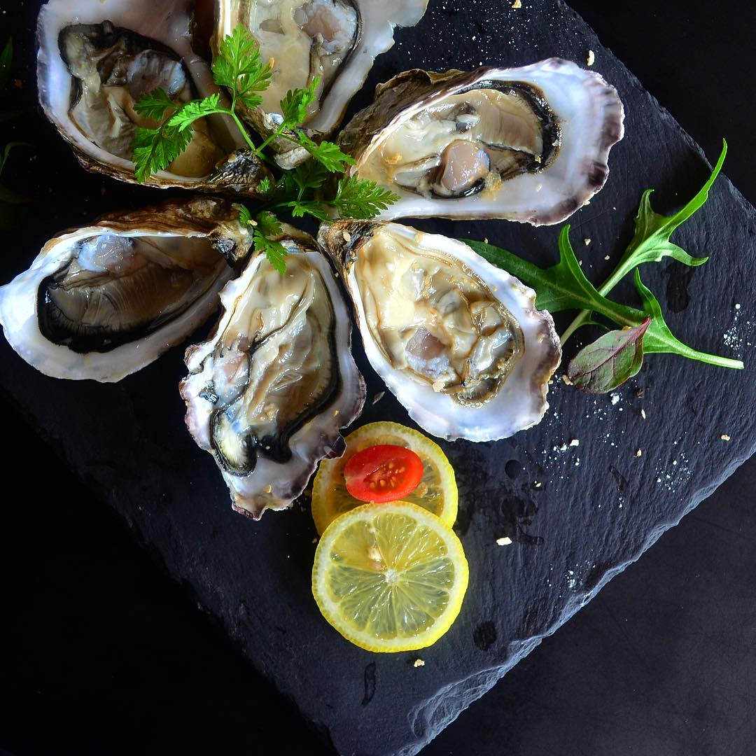 oyster co clarke quay $1.99 oysters