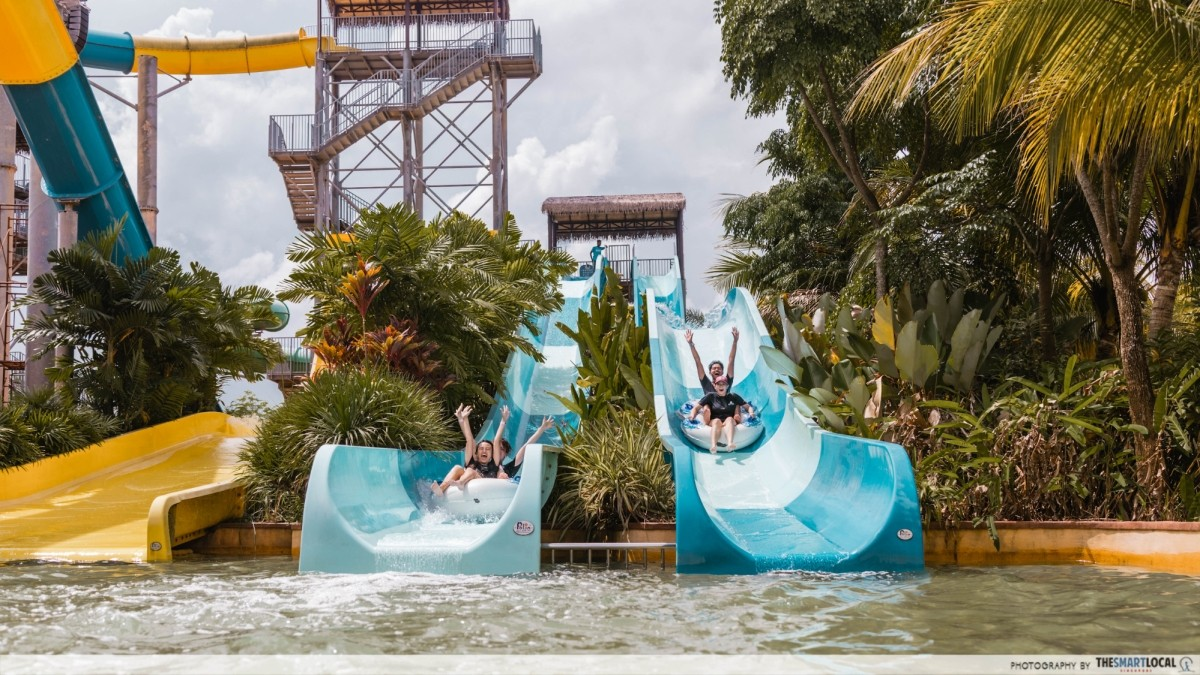 Water Park - G Force Alley