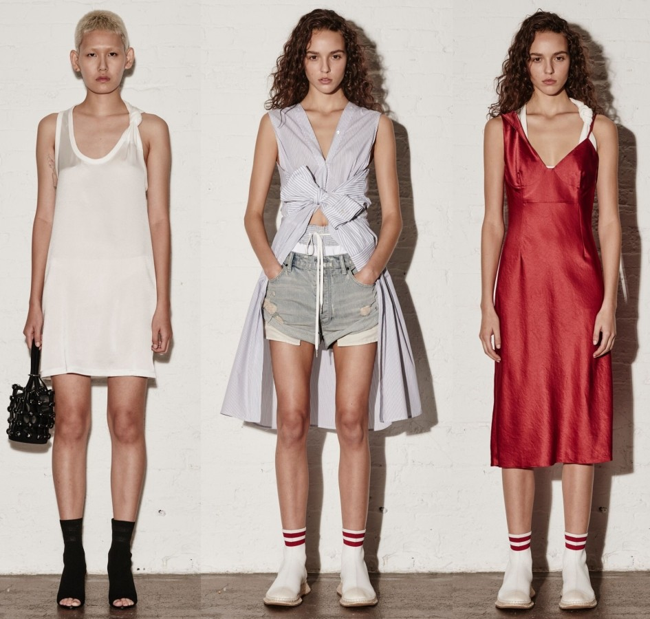 T by Alexander Wang - quirky and runway-worthy styles