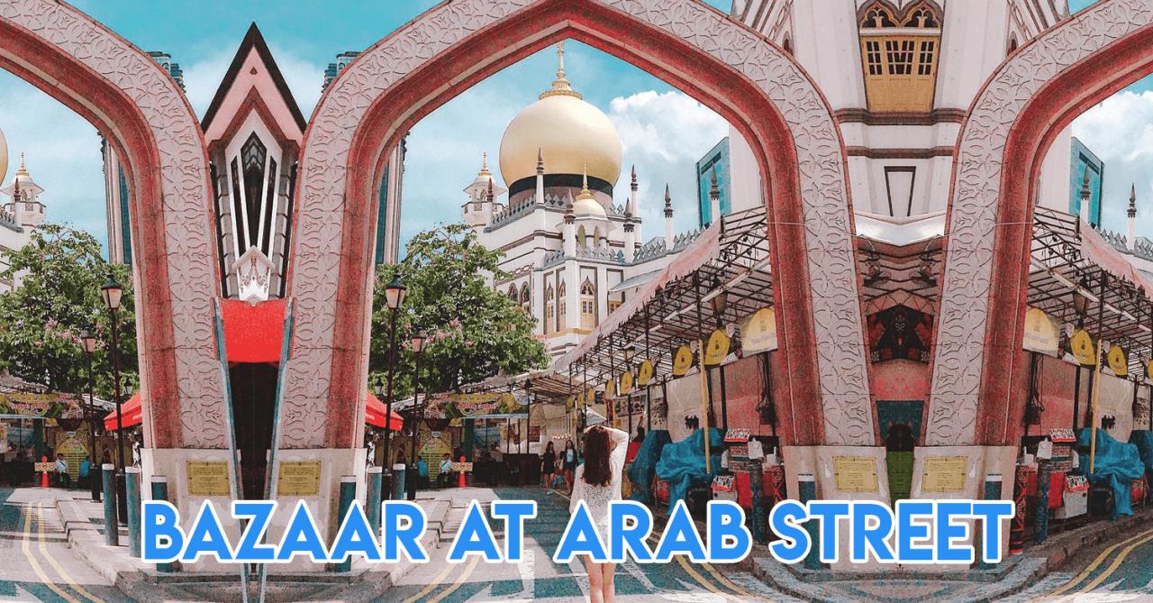 11 Ramadan Bazaars To Visit In 2018 When Geylang Serai Gets Too Crowded
