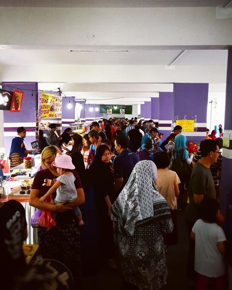 Pasir Ris Blk 105 Ramadan Bazaar