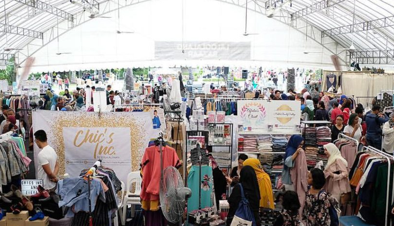 LalooLalang Bazaar Raya Edition fashion