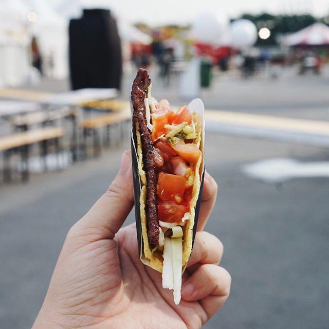 Jalan Jalan! Makan Makan! Raya Edition Dendeng tacos
