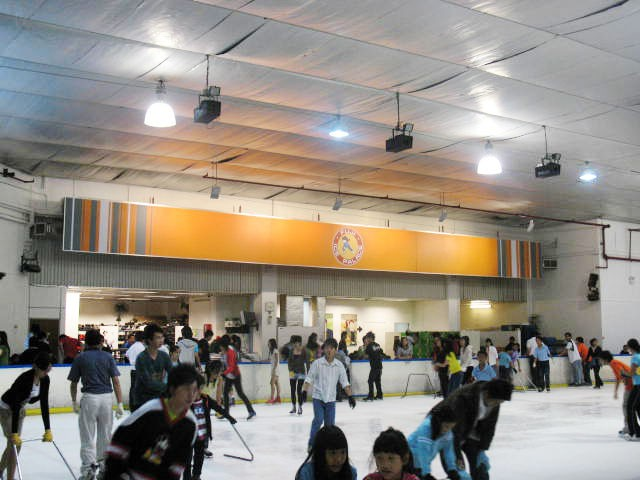 fuji ice palace jurong entertainment centre singapore