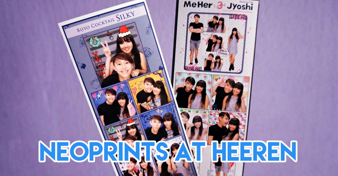 neoprints at heeren singapore couple