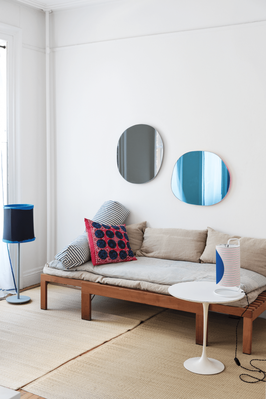Bosch - small round mirrors