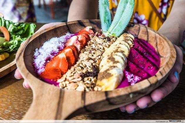 Bali - smoothie bowl pt 2