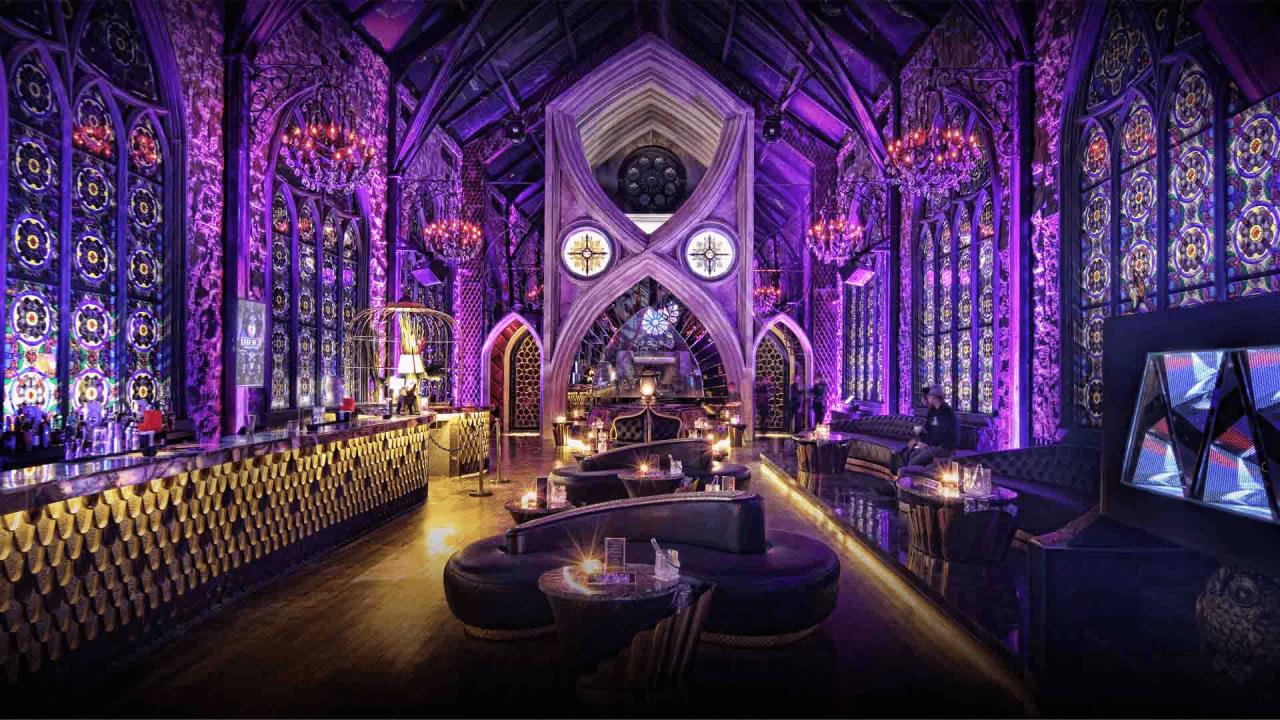 Bali - gothic club