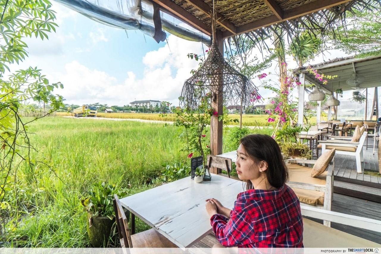 Bali - Nook restaurant
