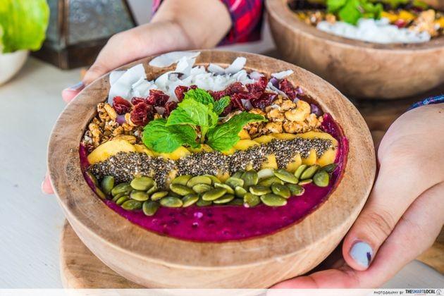 Bali - smoothie bowl