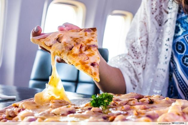 Bali - pizza
