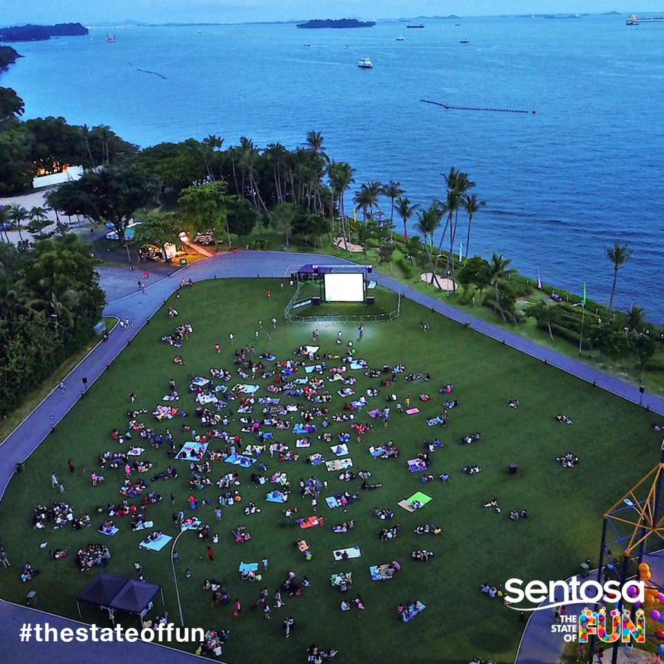 things to do in sentosa during the holidays