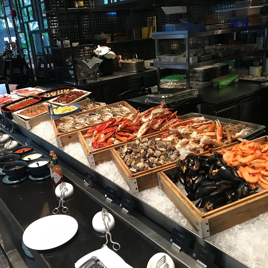 lime parkroyal on pickering singapore hotel brunch buffet